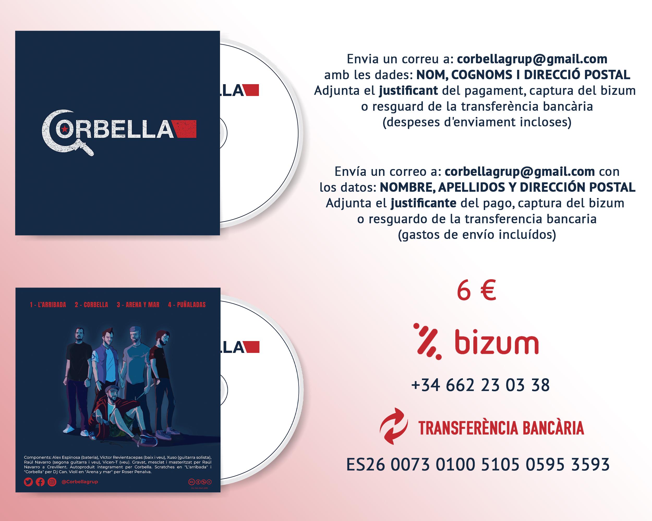 Comprar CD EP 2020